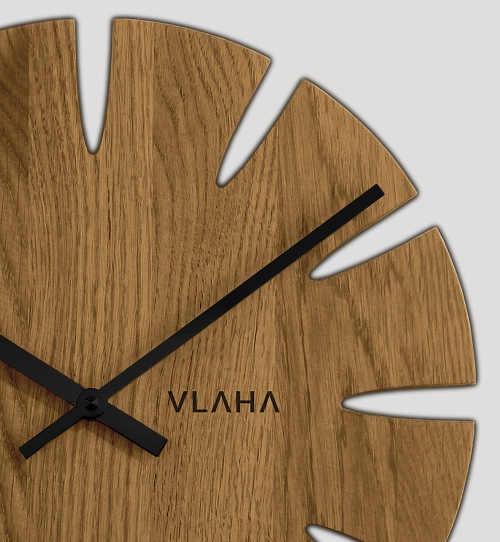 Nástěnné hodiny od designéra Libora Vláhy