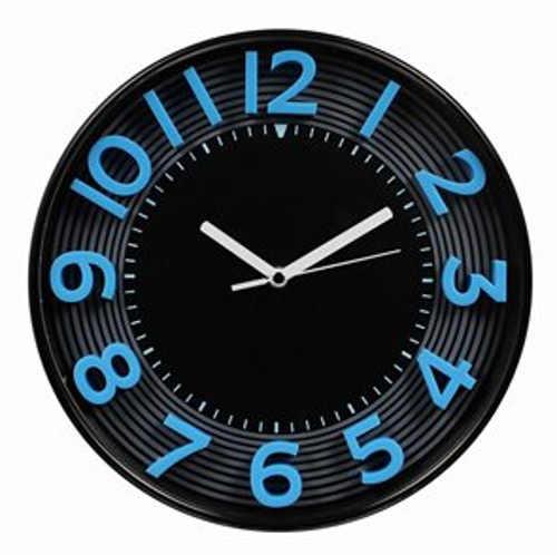 Nástěnné analogové hodiny 3D