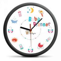 dětské nástěnné plánovací hodiny