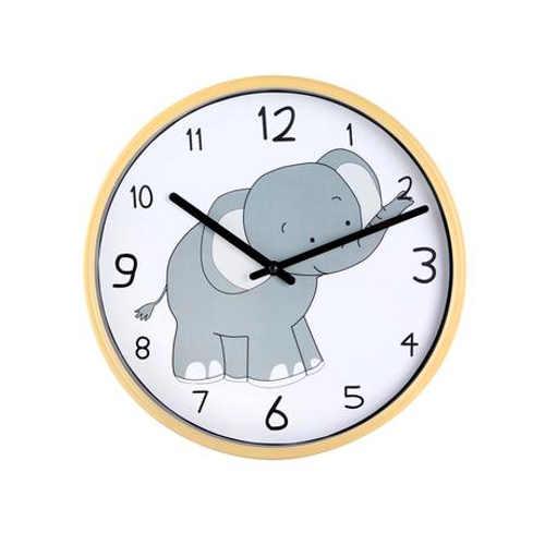 praktické hodiny na zeď do dětského pokoje