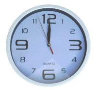 Nástěnné hodiny kuchyňské 25 cm