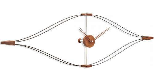 Nástěnné hodiny ve tvaru oka - NOMON Look